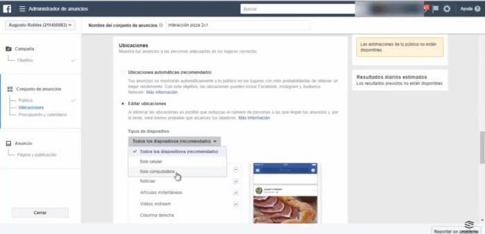 Business Manager para hacer campañas de facebook ads