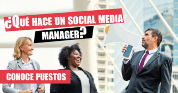que hace un social media manager