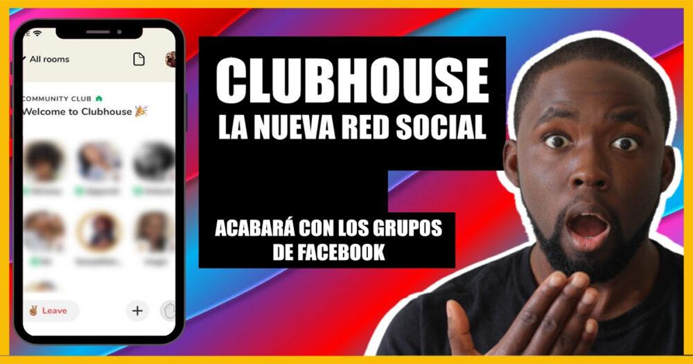 Qué es clubhouse app