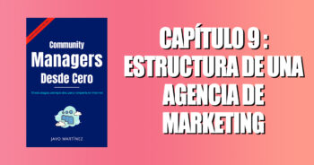 estructura de una agencia de marketing
