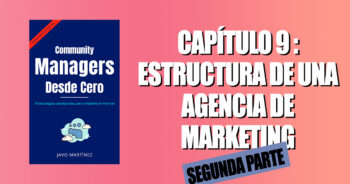 organigrama agencia de marketing